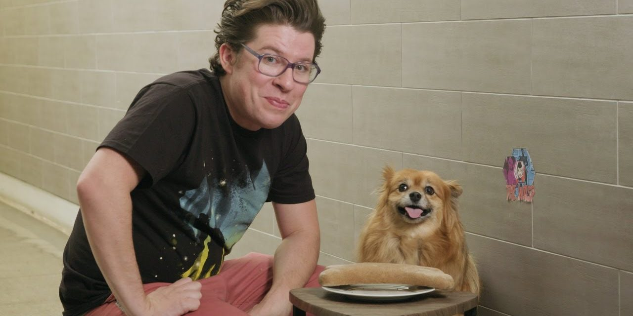 Making a Lockjaw-Sized Dog Biscuit!  | Eat the Universe