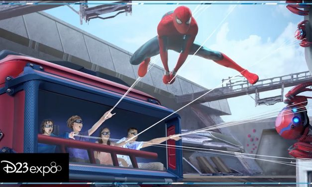 Disney Parks' Avengers Campus Revealed! Fans React at D23 Expo!