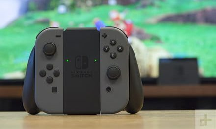 A stealthy battery upgrade makes the Nintendo Switch a must-have console