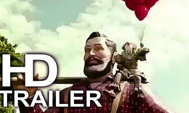 IT CHAPTER 2 Pennywise Paul Bunyan Statue Trailer NEW (2019) Stephen King Horror Movie HD