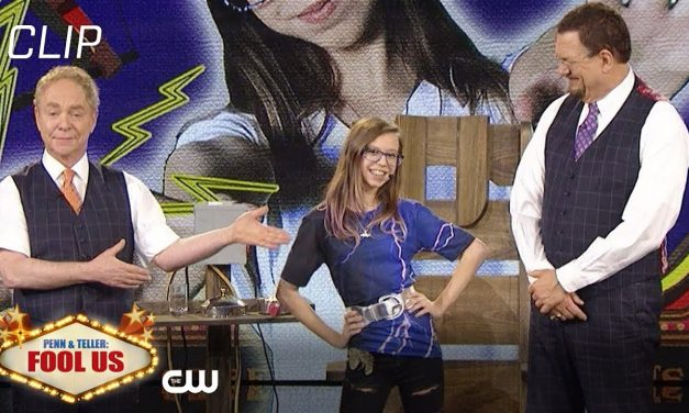 Penn & Teller: Fool Us | Magician Profile: Moxie CrimeFighter | The CW