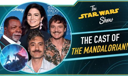 We Talk to the Cast of The Mandalorian