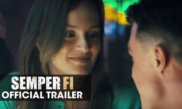 Semper Fi (2019) Official Trailer — Jai Courtney, Nat Wolff, Leighton Meester