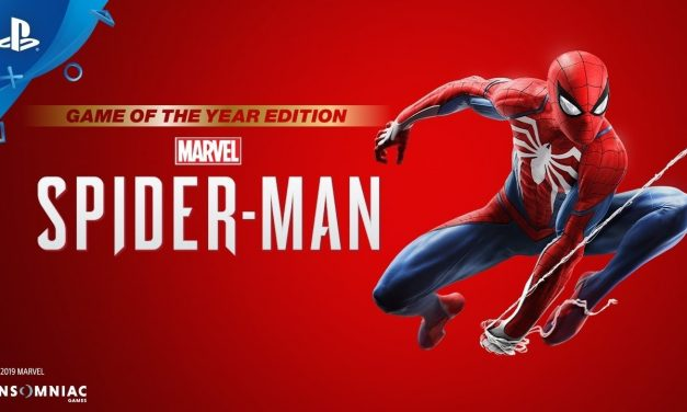 Marvel's Spider-Man: Game of the Year Edition | Accolades Trailer