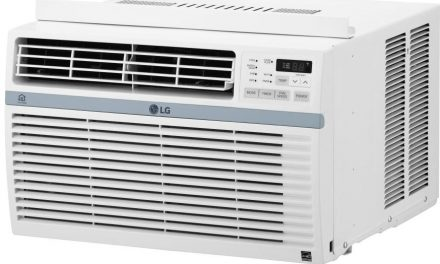 Best Buy cuts 10% off this LG Wi-Fi enabled window air conditioner