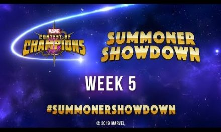 Marvel Contest of Champions: Summoner Showdown | Week 5