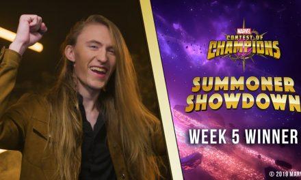 Marvel Contest of Champions: Summoner Showdown | Week 5 Winner