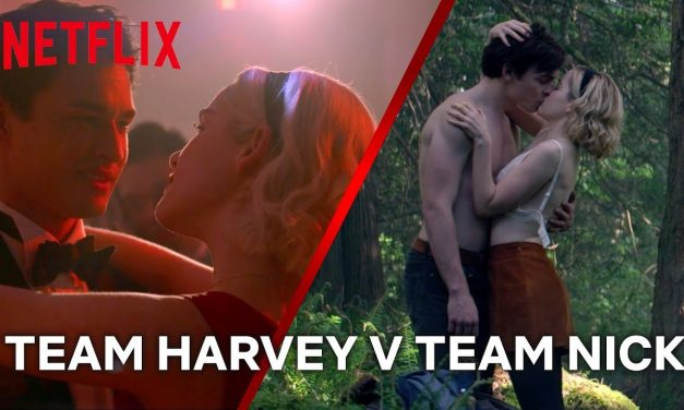 Are You Team Harvey Or Team Nick? | Chilling Adventures of Sabrina