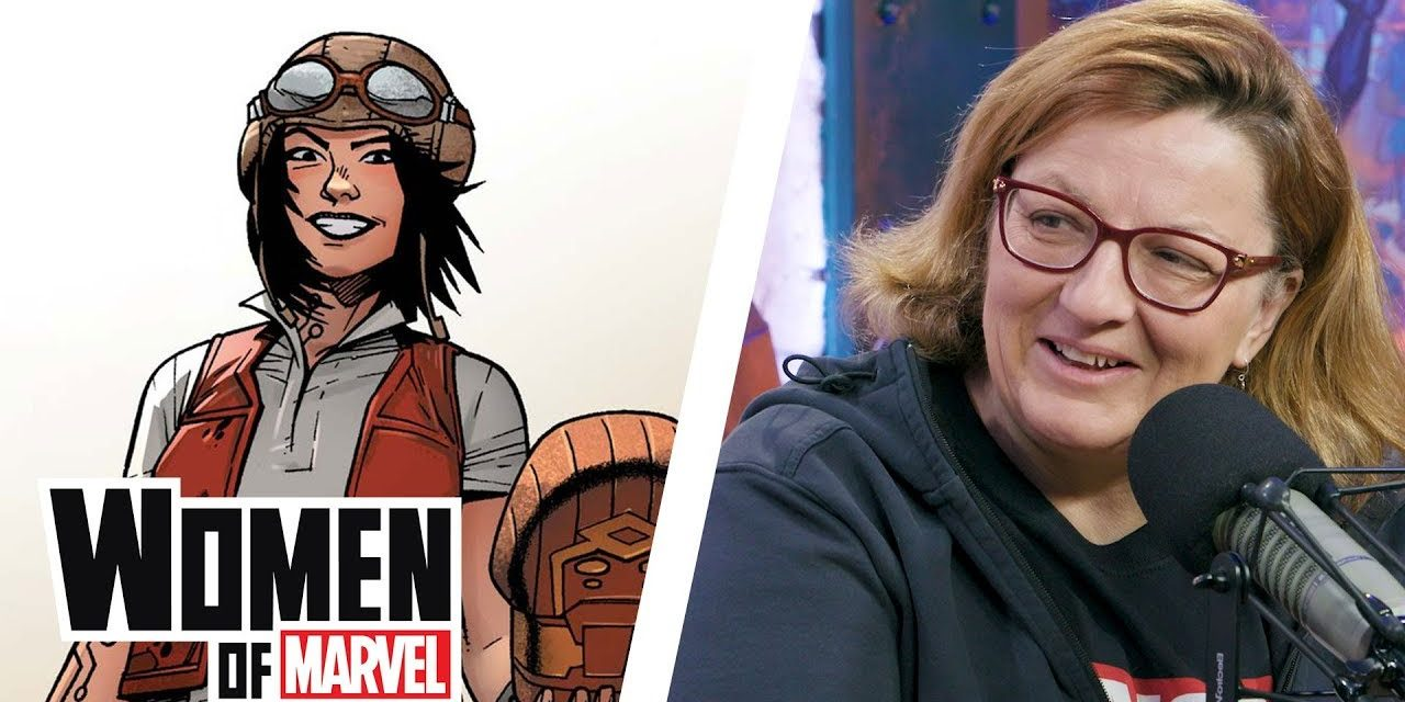 Why Jackie Kashian Wants to Interview DOCTOR APHRA! | Women of Marvel