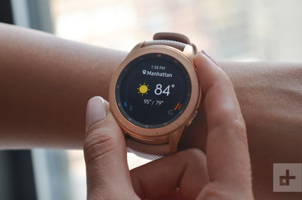 Get this renewed Samsung Galaxy Watch for $130 less on Amazon on Labor Day