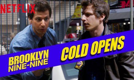 🔴Cold Opens Season 01 | Brooklyn Nine-Nine
