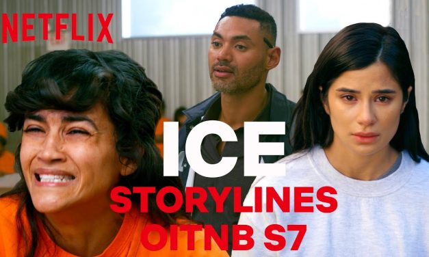 How OITNB Depicted ICE in the Final Season | Orange Is The New Black | Netflix