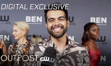 The Outpost   Anand Desai-Barochia   The CW