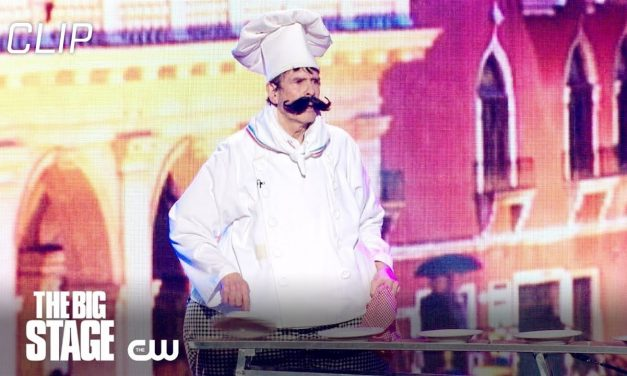 The Big Stage | The Music, The Beat, And One Crazy Plate Spinning Chef! Compilation | The CW
