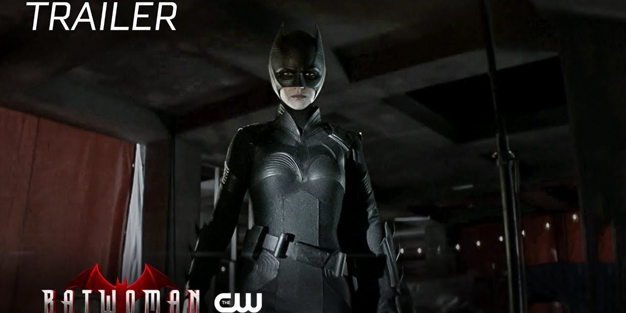 Batwoman   Shop Rules Trailer   The CW