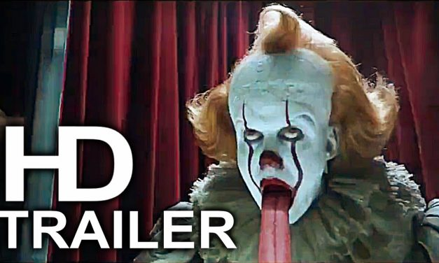IT CHAPTER 2 Pennywise Carnival Funhouse Scene Clip + Trailer (2019) Stephen King Horror Movie HD
