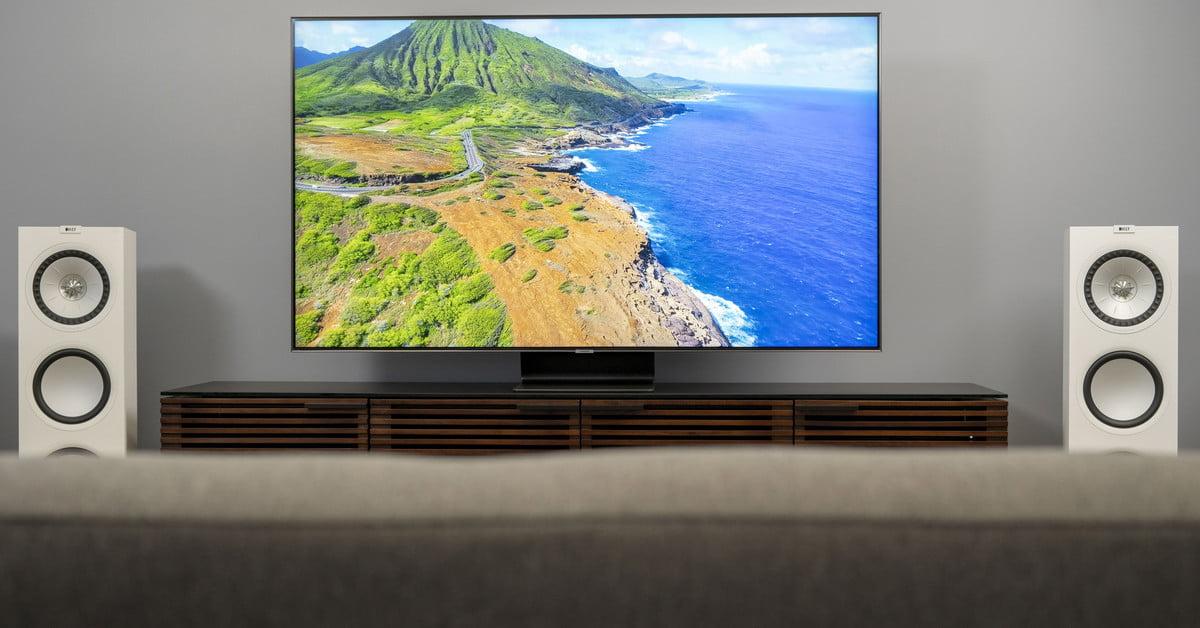 Samsung Q90R 4K HDR QLED TV Review
