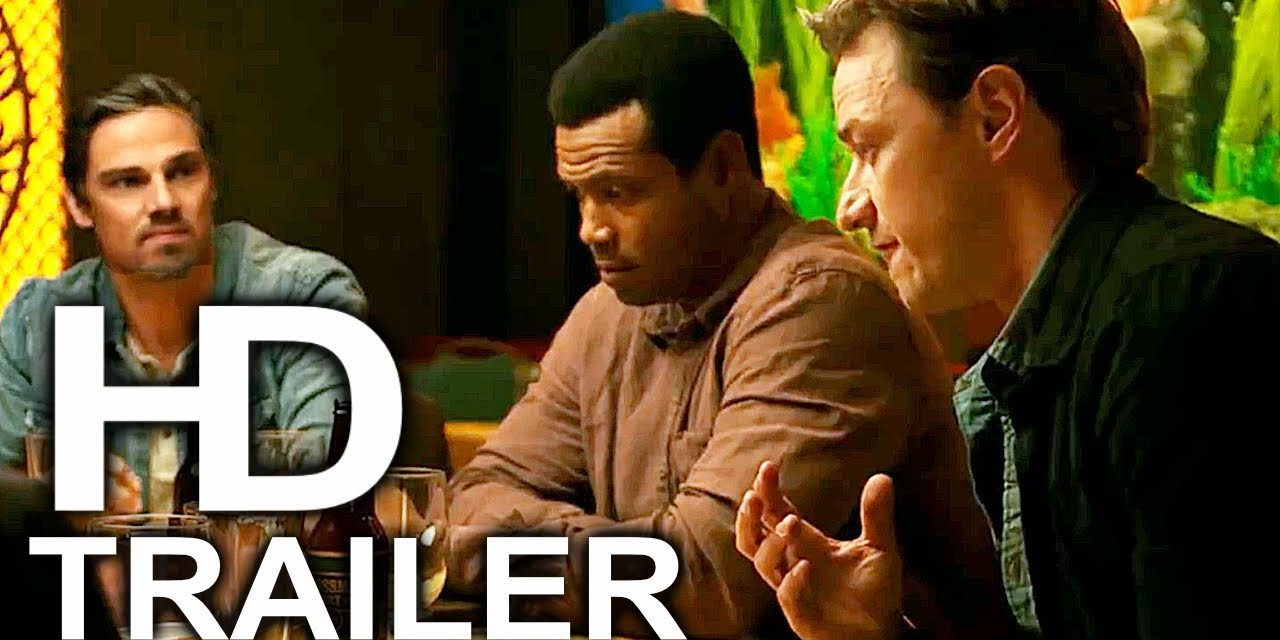 IT CHAPTER 2 Losers Club Reunion Dinner Scene Clip + Trailer NEW (2019) Stephen King Horror Movie HD