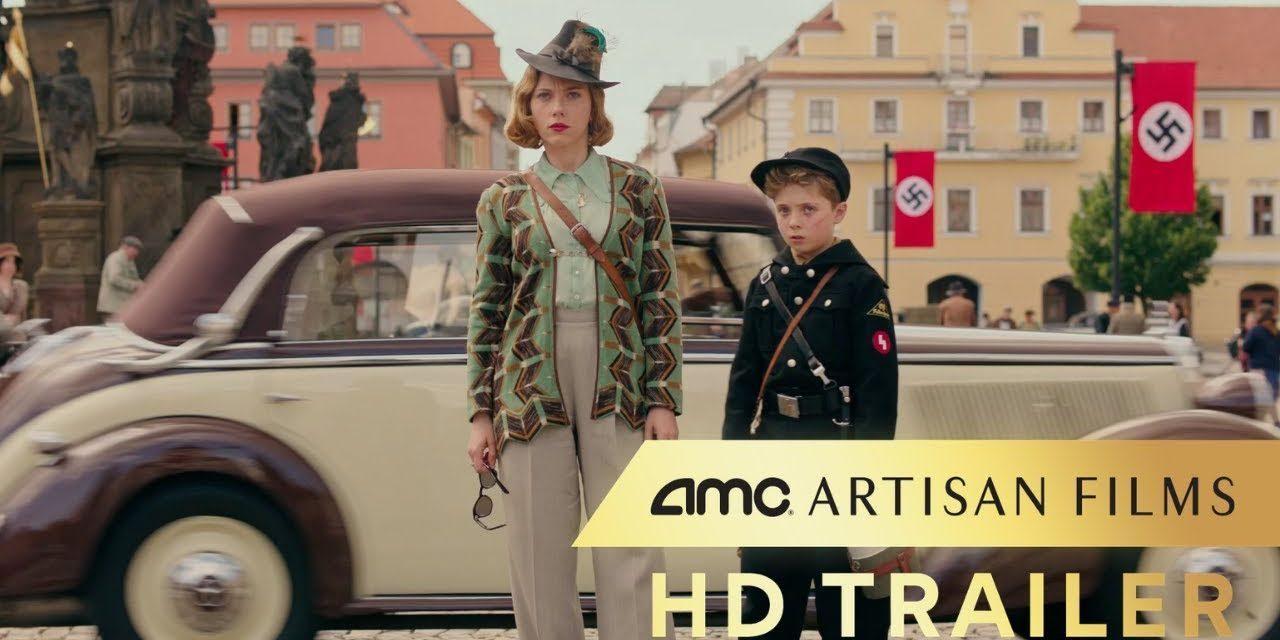 JOJO RABBIT – Official Trailer (Taika Waititi, Scarlett Johansson) | AMC Theatres (2019)