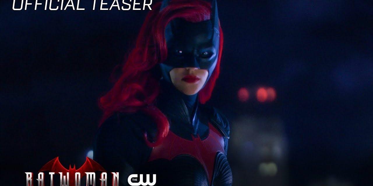 Batwoman | Premiere Teaser Combo | The CW