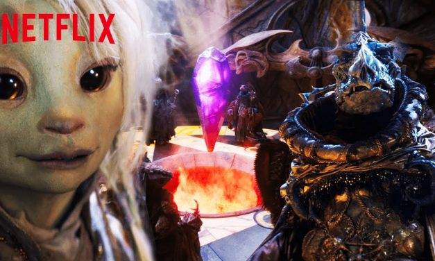 The First Scene From The Dark Crystal: Age Of Resistance | Netflix