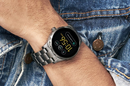 Save up to 35% off these 4th Gen Fossil Smartwatches at Amazon