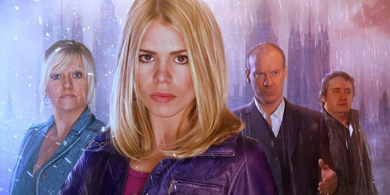 Rose Tyler in the Multiverse! | The Dimension Cannon Trailer | Doctor Who