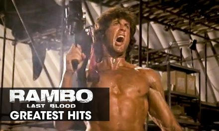 Rambo: Last Blood (2019 Movie) 'Rambo's Greatest Hits' – Sylvester Stallone