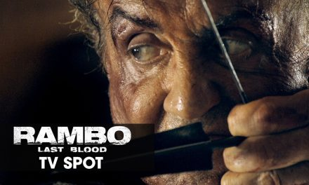"""Rambo: Last Blood (2019 Movie) Official TV Spot """"OLD SCHOOL"""" — Sylvester Stallone"""