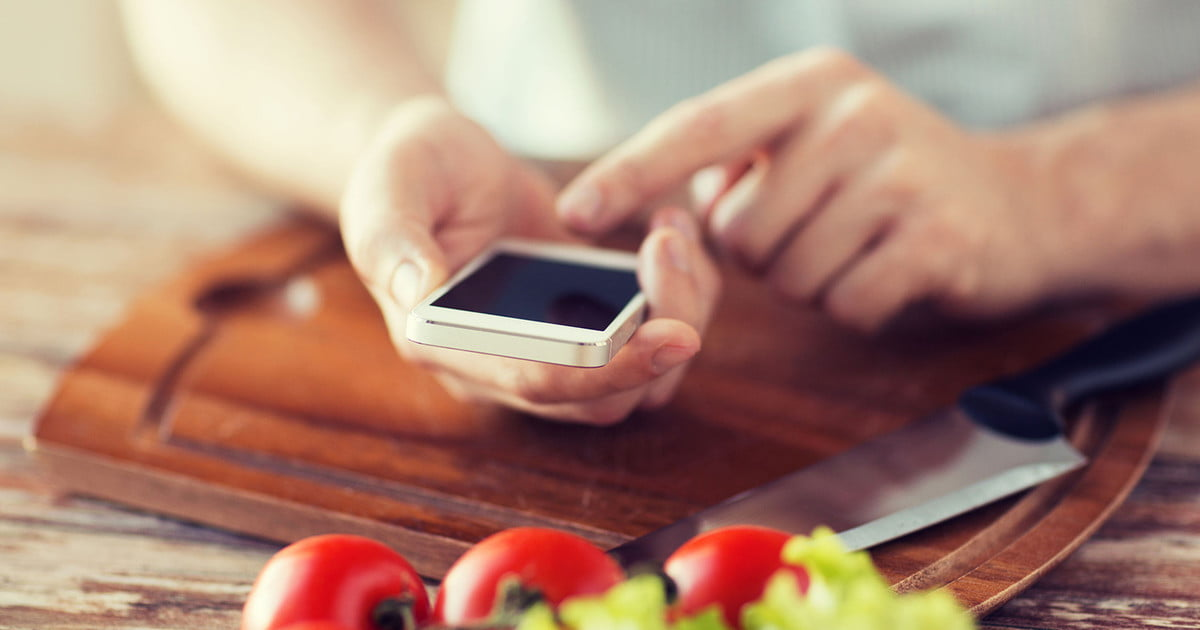 The best recipe apps for iOS and Android