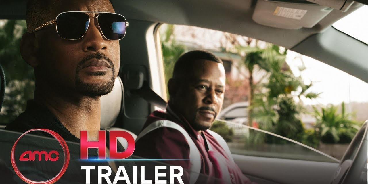 BAD BOYS FOR LIFE – Official Redband Trailer (Will Smith, Vanessa Hudgens) | AMC Theaters (2019)