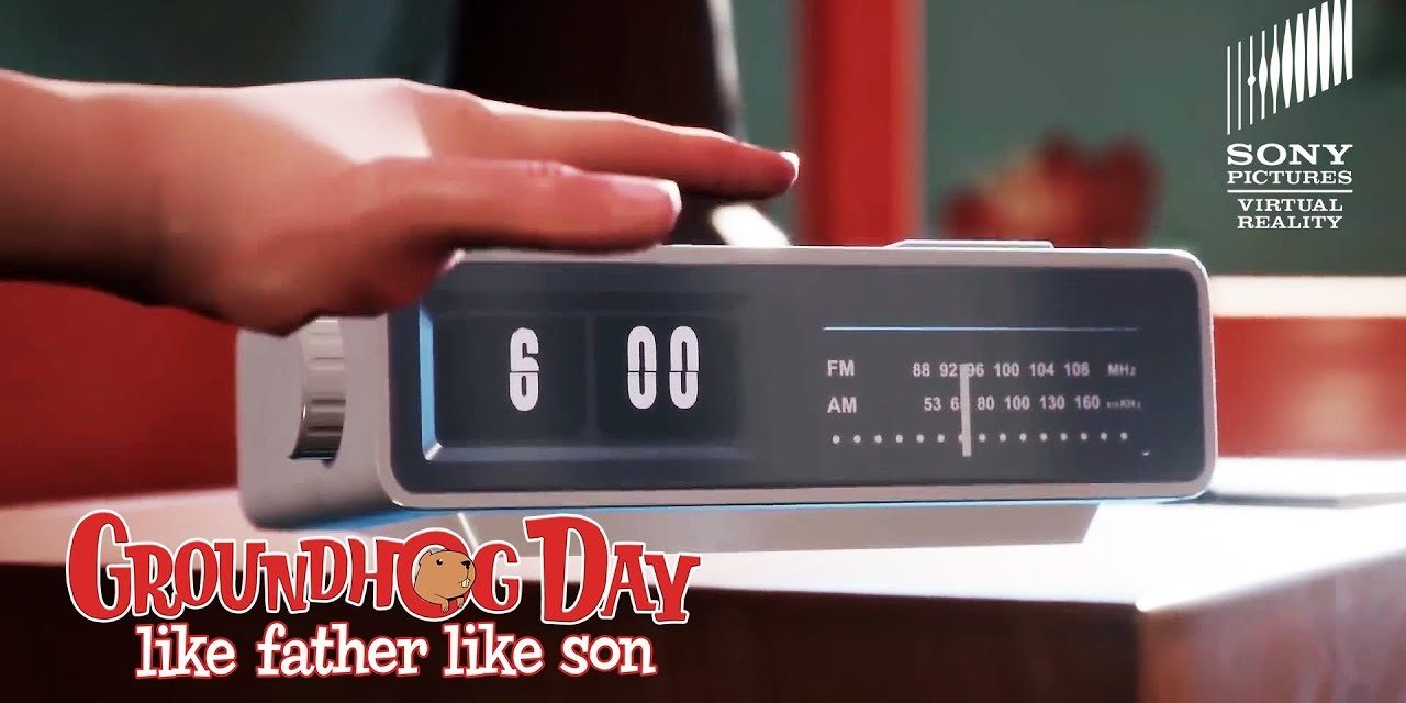 GROUNDHOG DAY: LIKE FATHER LIKE SON – Developer Diary #1
