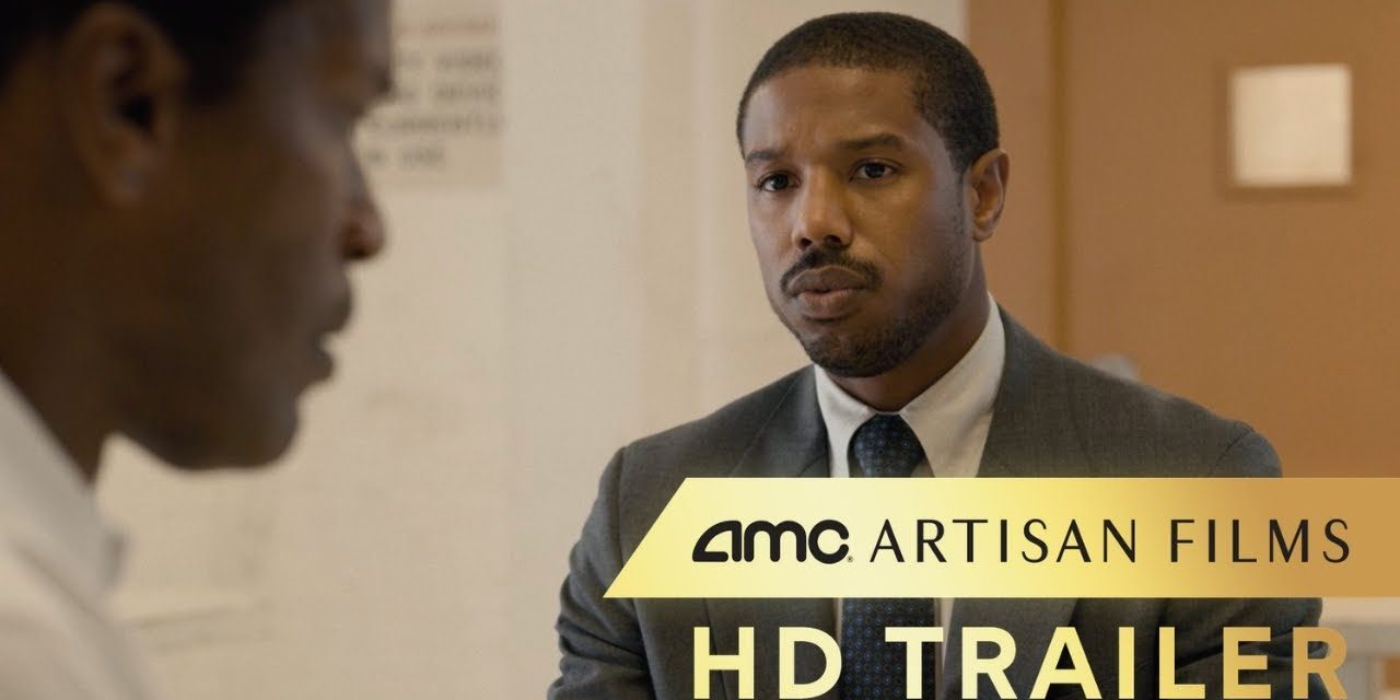 JUST MERCY – Official Trailer (Michael B. Jordan, Brie Larson) | AMC Theatres (2019)
