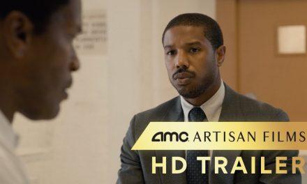 JUST MERCY – Official Trailer (Michael B. Jordan, Brie Larson) | AMC Theatres (2019)