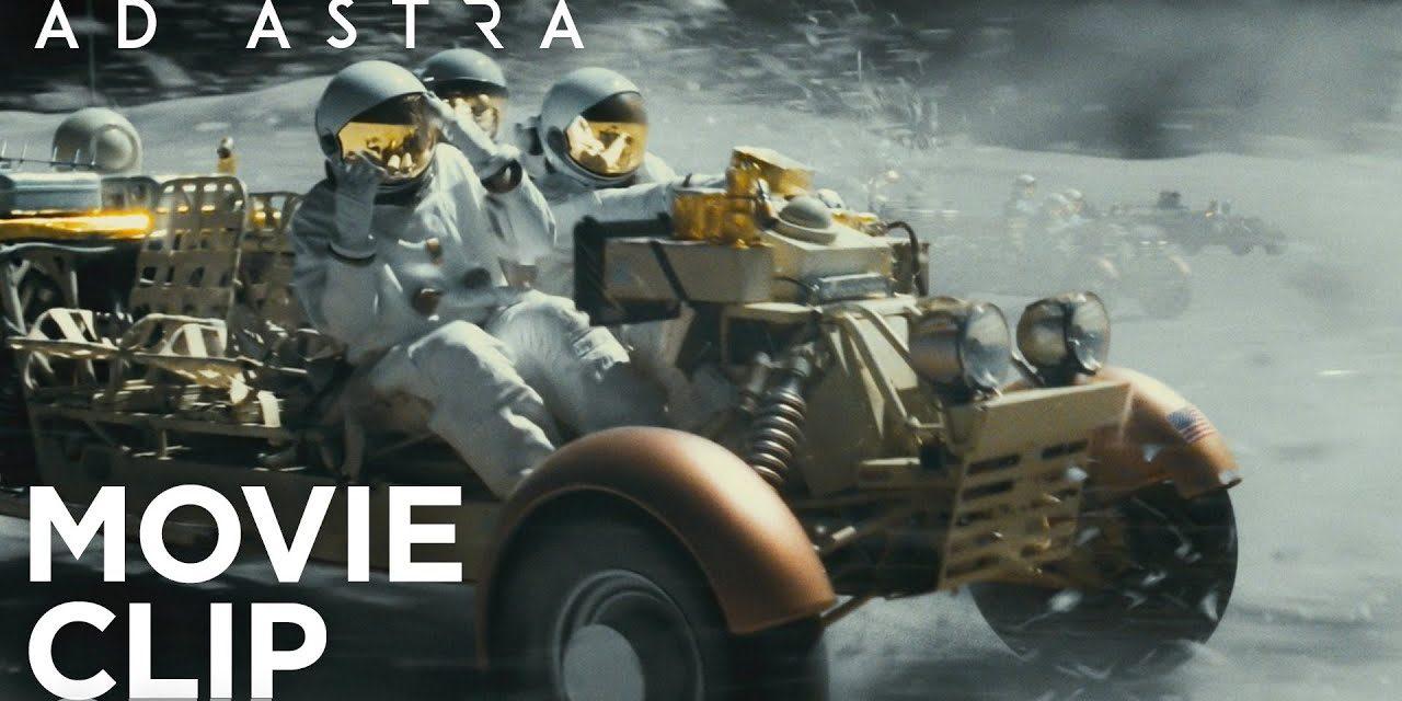 "Ad Astra   ""Moon Rover"" Clip   20th Century FOX"