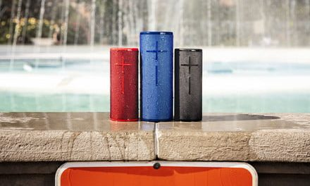 Party 'til you drop with Ultimate Ear's Megaboom 3 speaker for 15% off on Amazon