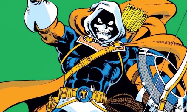 Is Taskmaster the Best Student in the Marvel Universe?