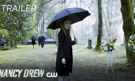 Nancy Drew   Watching Me Trailer   The CW