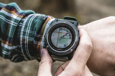 Save $161 with Amazon's deal on the Garmin Fenix 5 Sapphire smartwatch