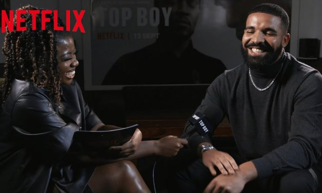 Drake Talks Bringing Top Boy Back To Life | An Interview From The World Premiere | Netflix