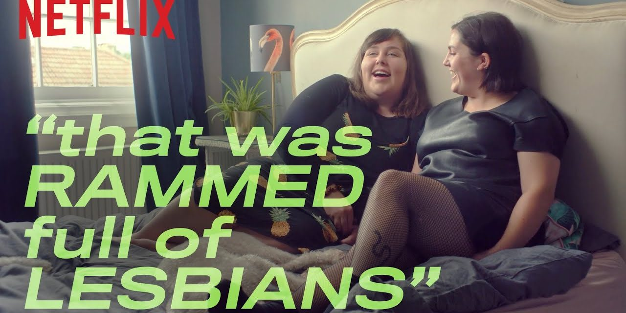 The L Word, Bad Girls & OITNB – Lesbian Couple Chat Queer TV Icons