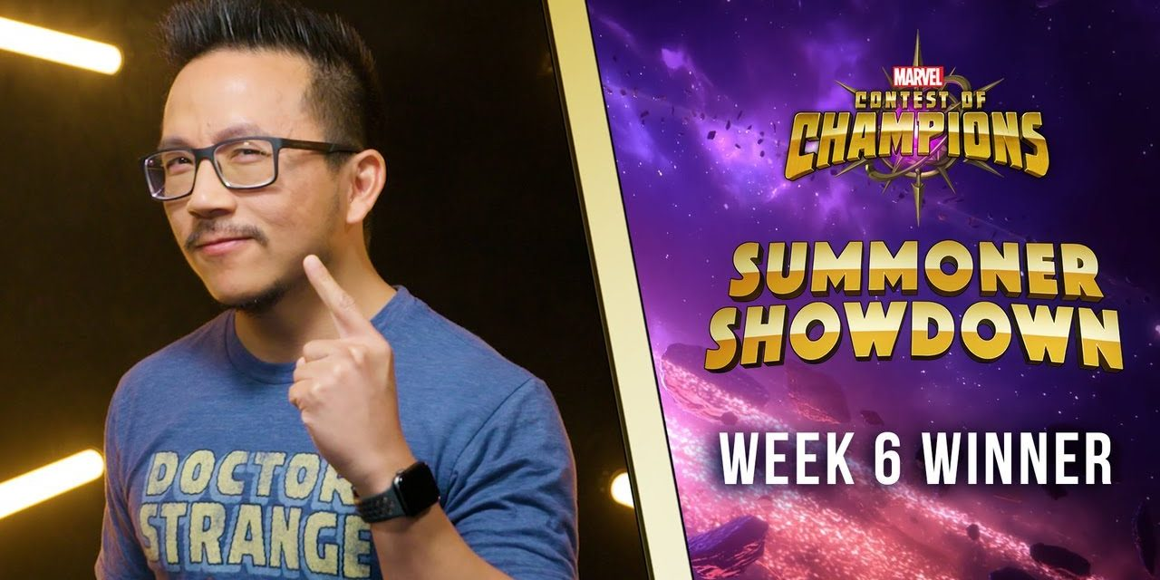 Marvel Contest of Champions: Summoner Showdown | Week 6 Winner