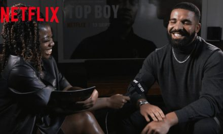 Drake Chats Top Boy, London and Why He Loves The Show | Netflix