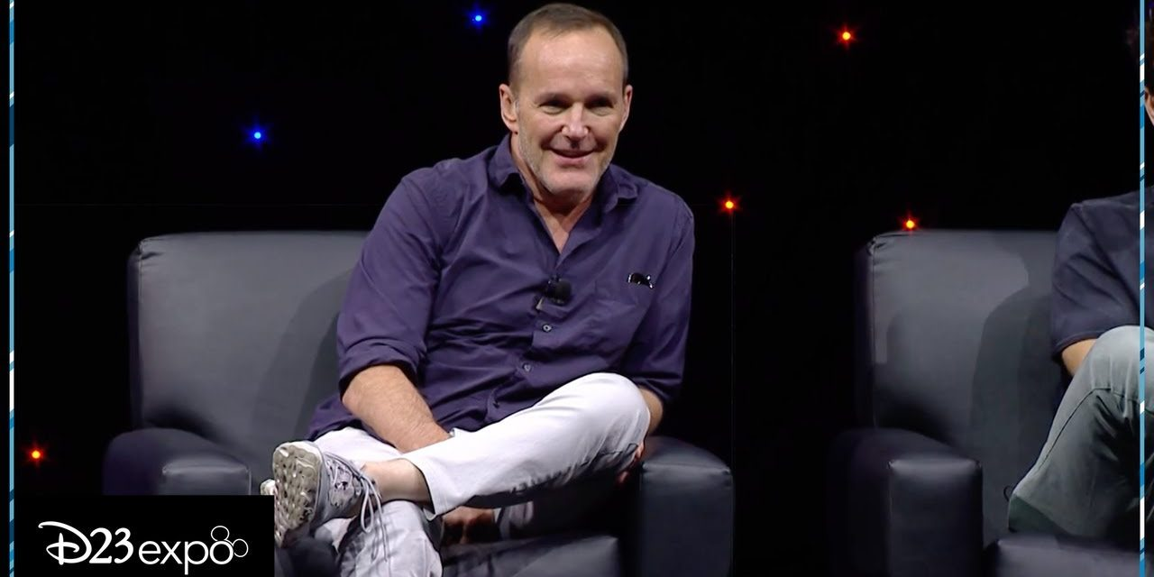 Marvel's Agents of S.H.I.E.L.D. | D23 Expo Panel