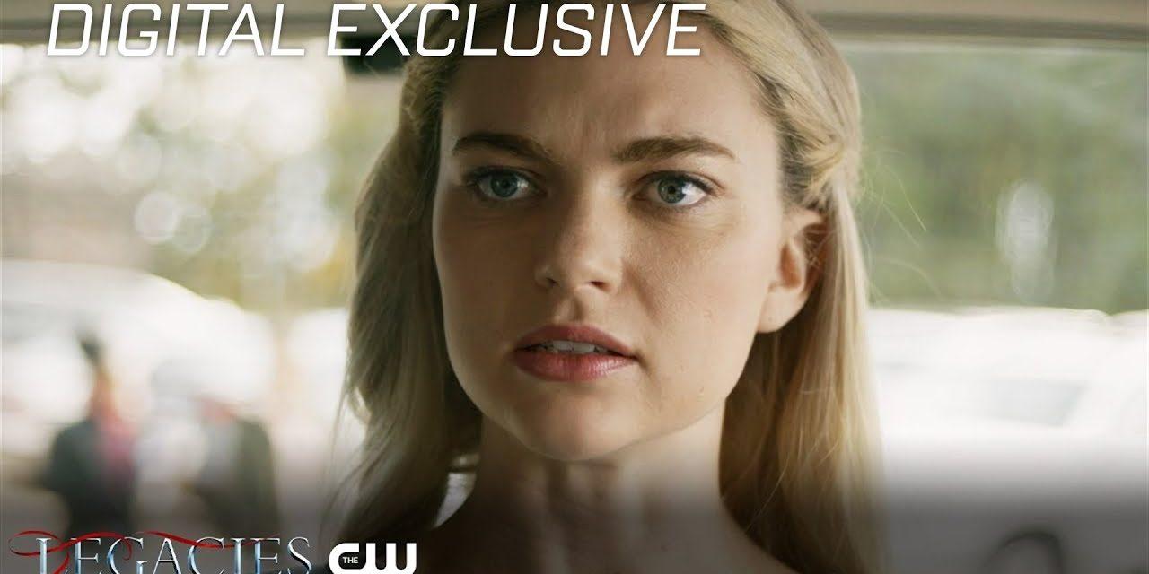 Legacies | Favorite Scenes – Jenny Boyd | The CW