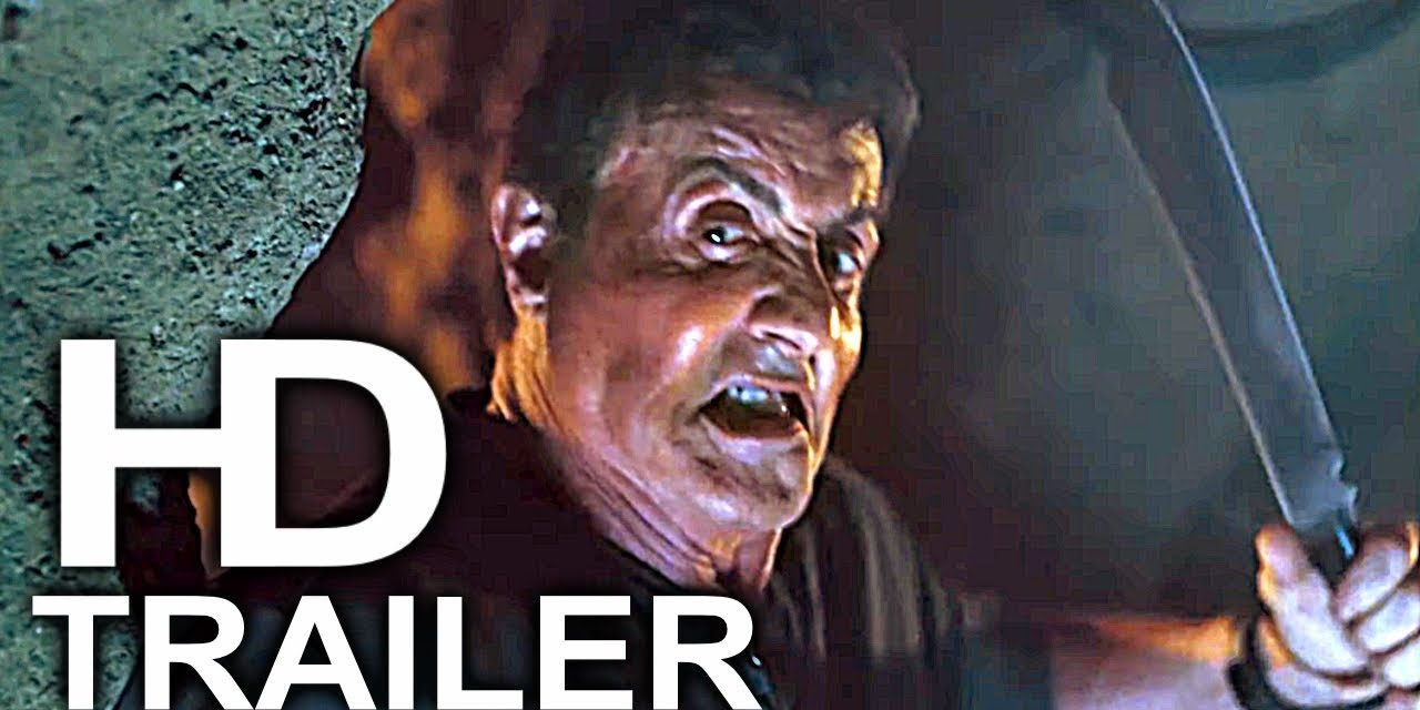 RAMBO 5 LAST BLOOD Final Battle Trailer NEW (2019) Sylvester Stallone Action Movie HD