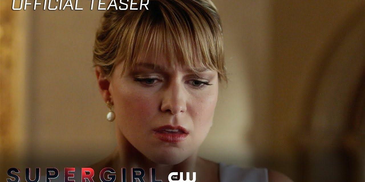 Supergirl | Event Horizon Teaser | The CW