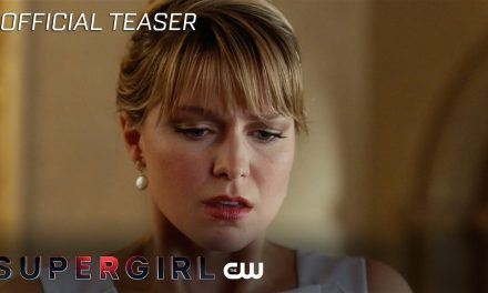 Supergirl | Event Horizon Teaser | The CW