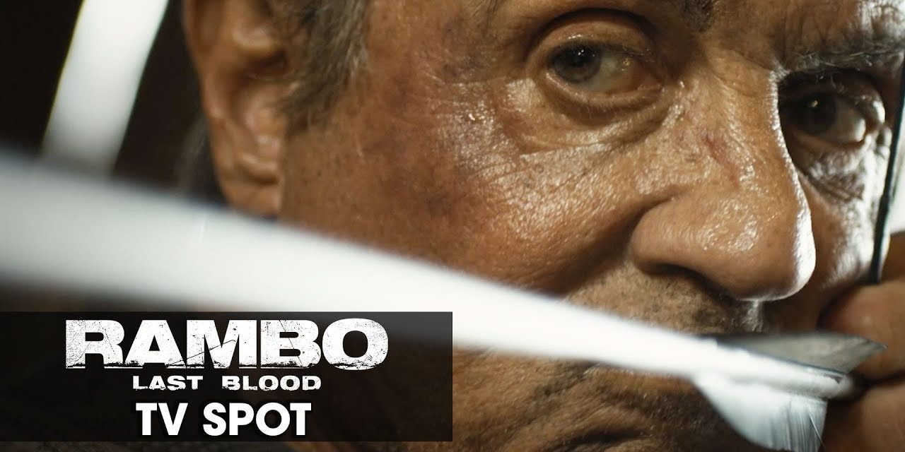 """Rambo: Last Blood (2019 Movie) Official TV Spot """"DEFEND"""" — Sylvester Stallone"""
