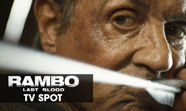 "Rambo: Last Blood (2019 Movie) Official TV Spot ""DEFEND"" — Sylvester Stallone"
